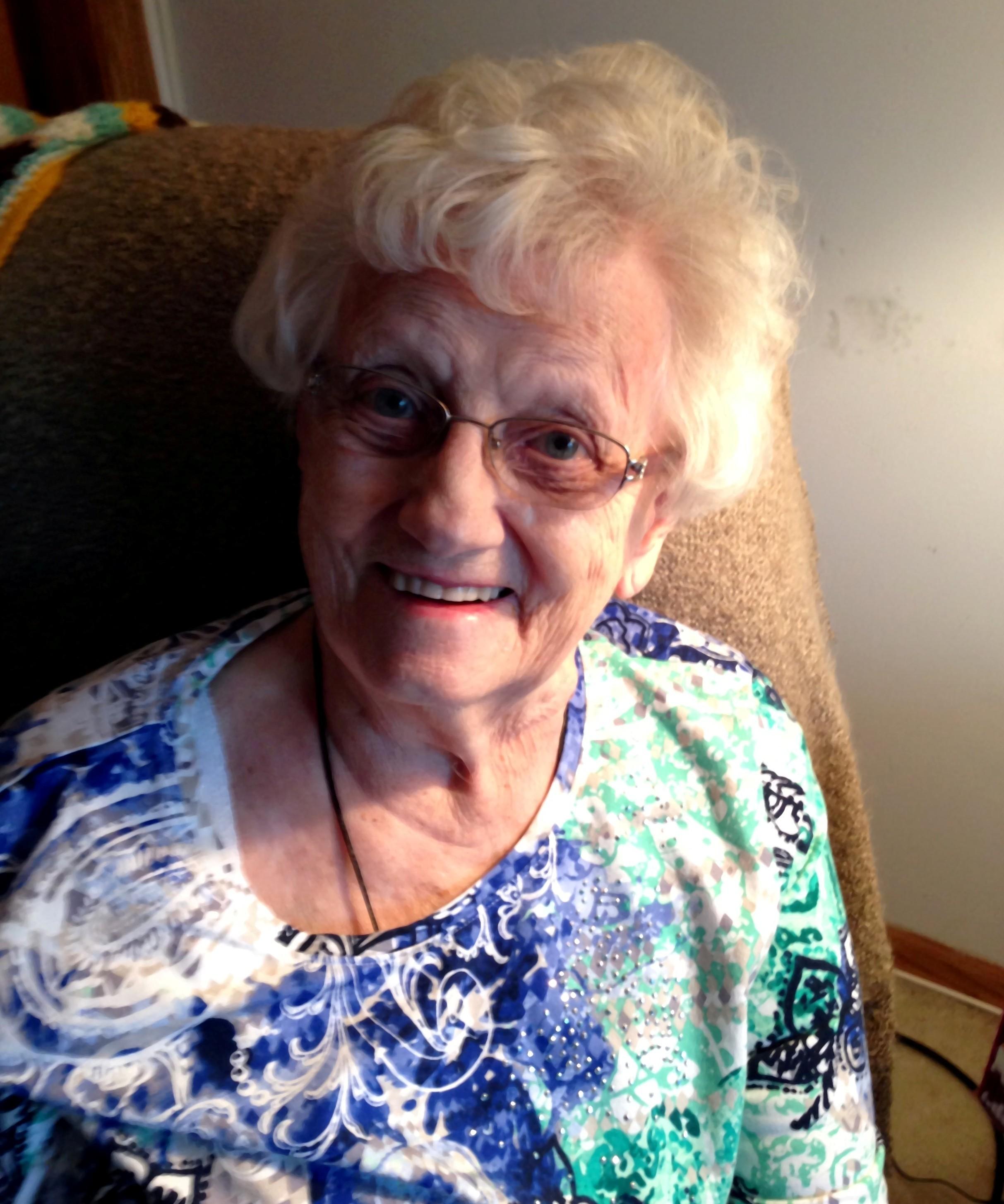 Geraldine Ann Elder