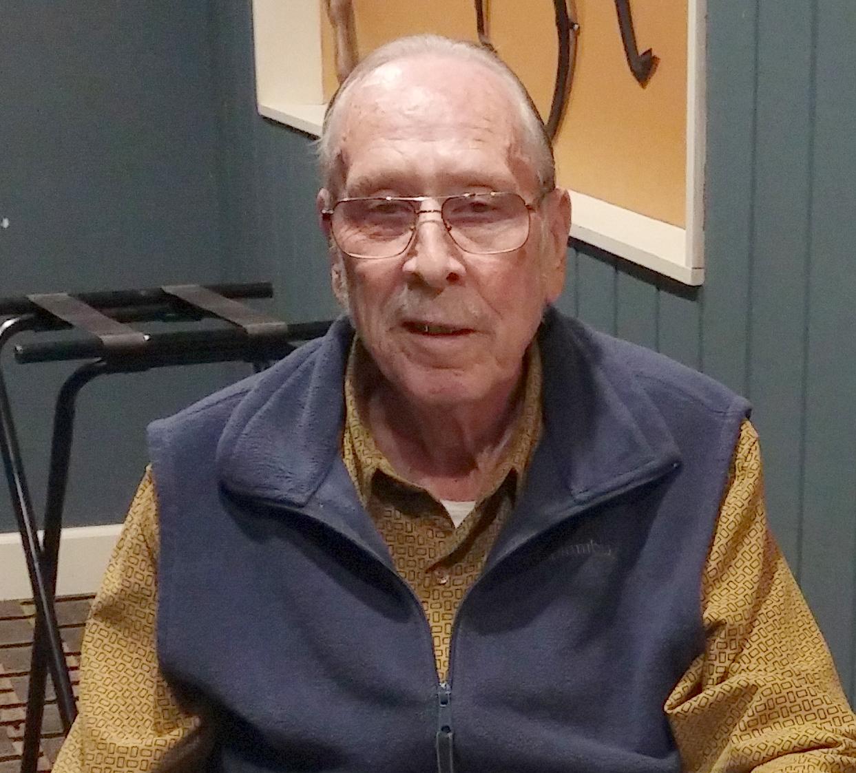 Roy J.  Schermerhorn