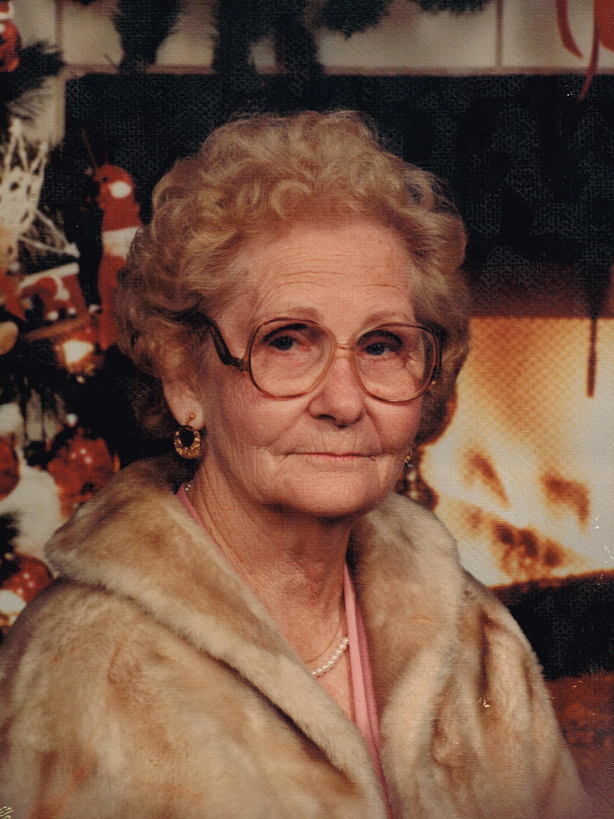 Mary  Leona Chancellor