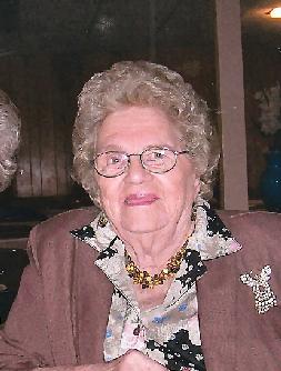 Annie Gladys Vacek