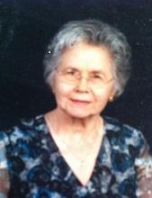 Mildred Margaret McClung