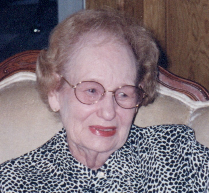 Mary Lucile Foster