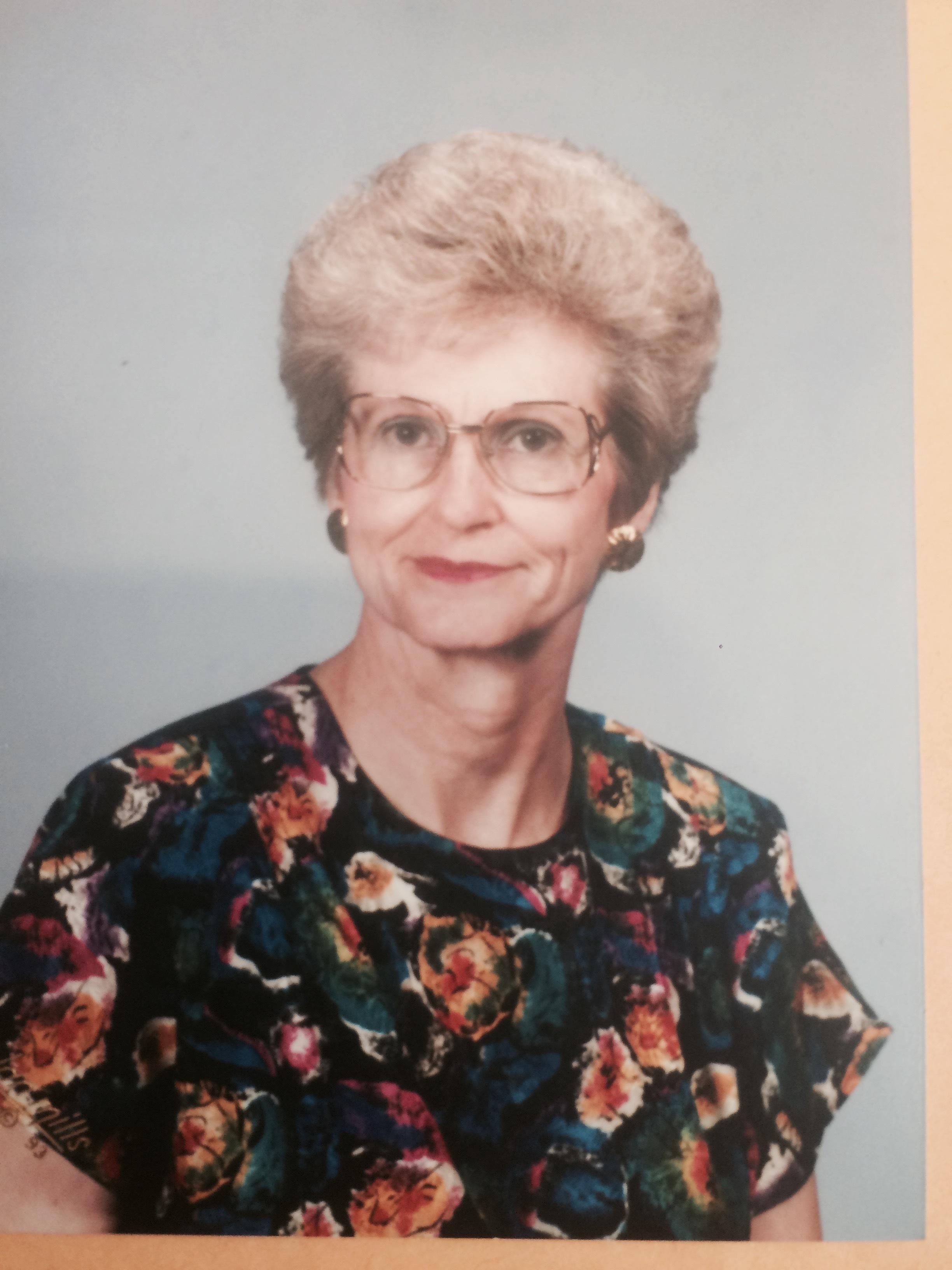 Helen  Virginia Hopmann
