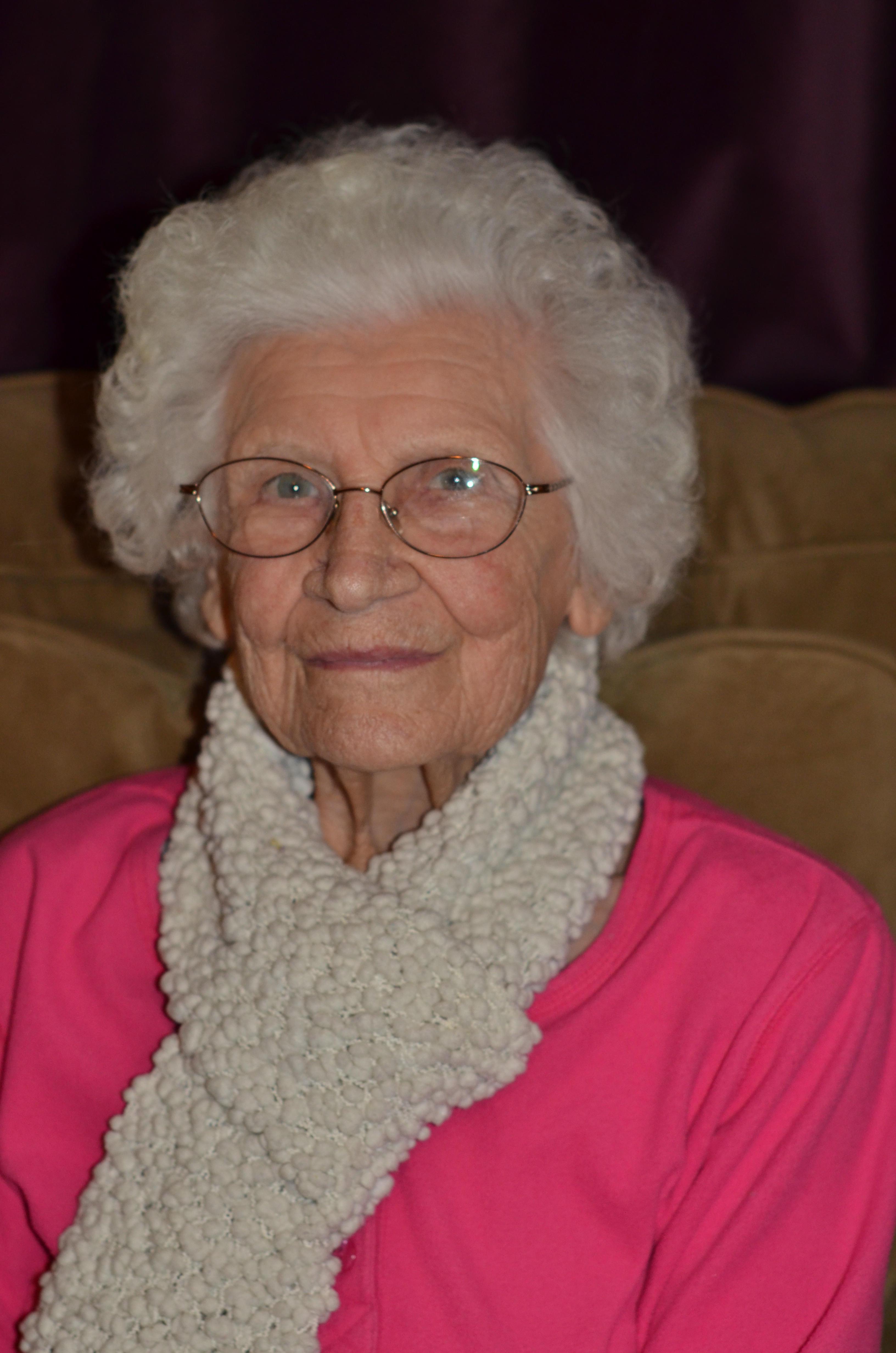 Clara Louise Stavinoha