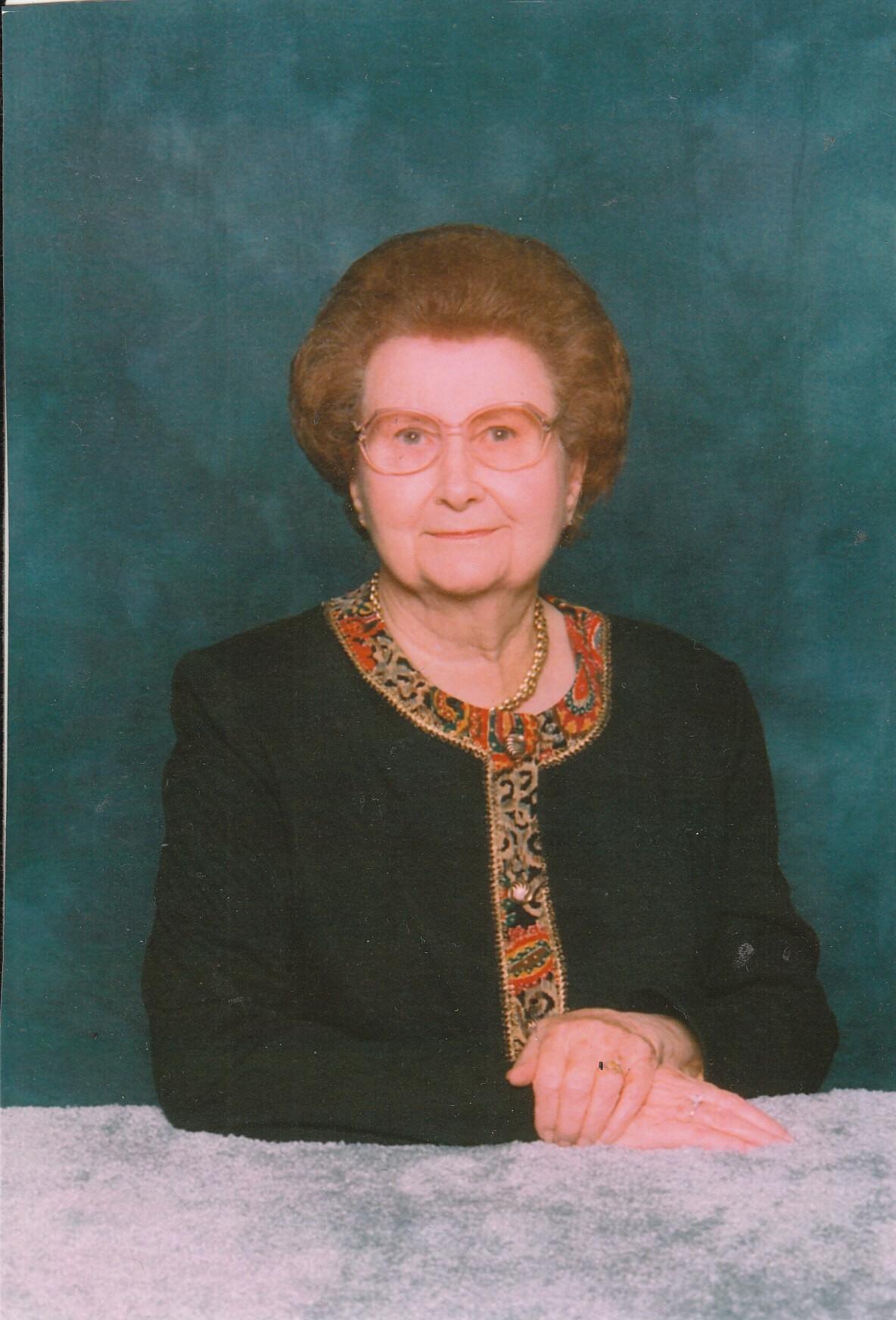 Angeline Rose Krueger