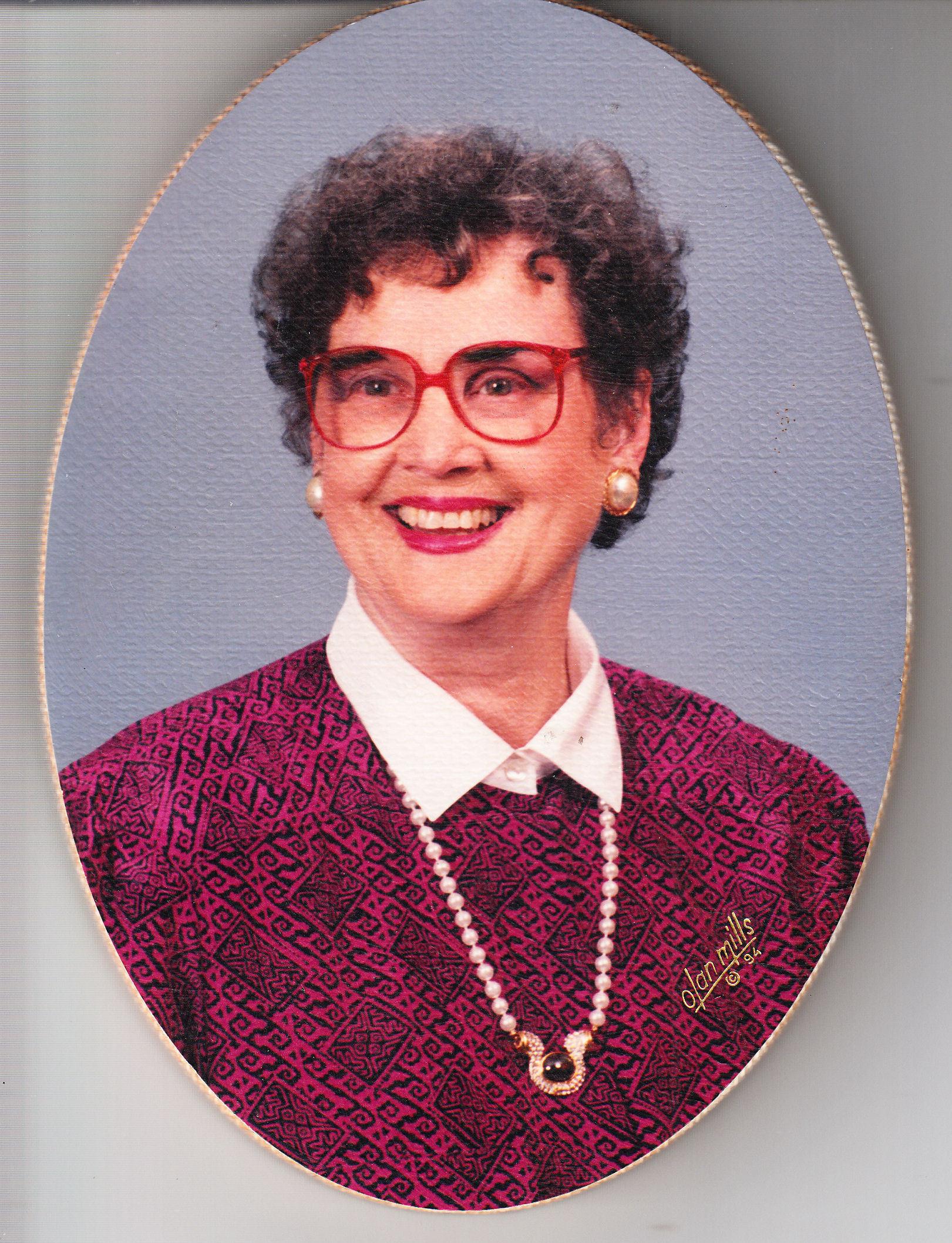 Gladys Elizabeth Mueller