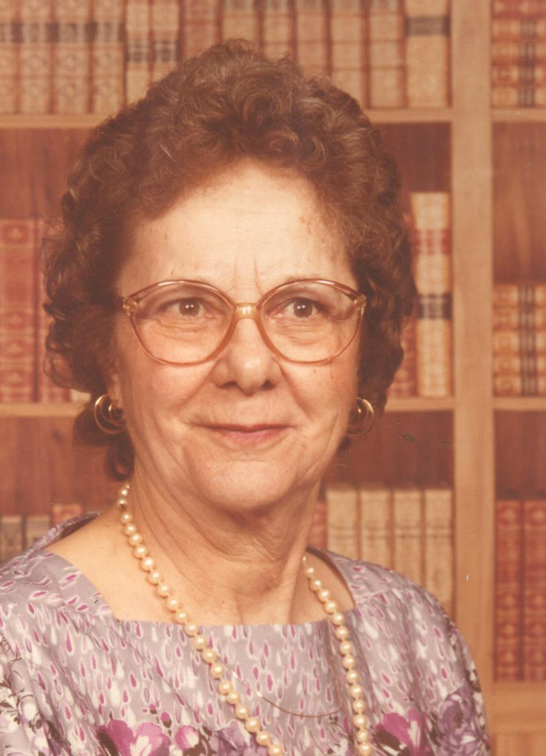 Clara H. (Pampell) Gerstenberger