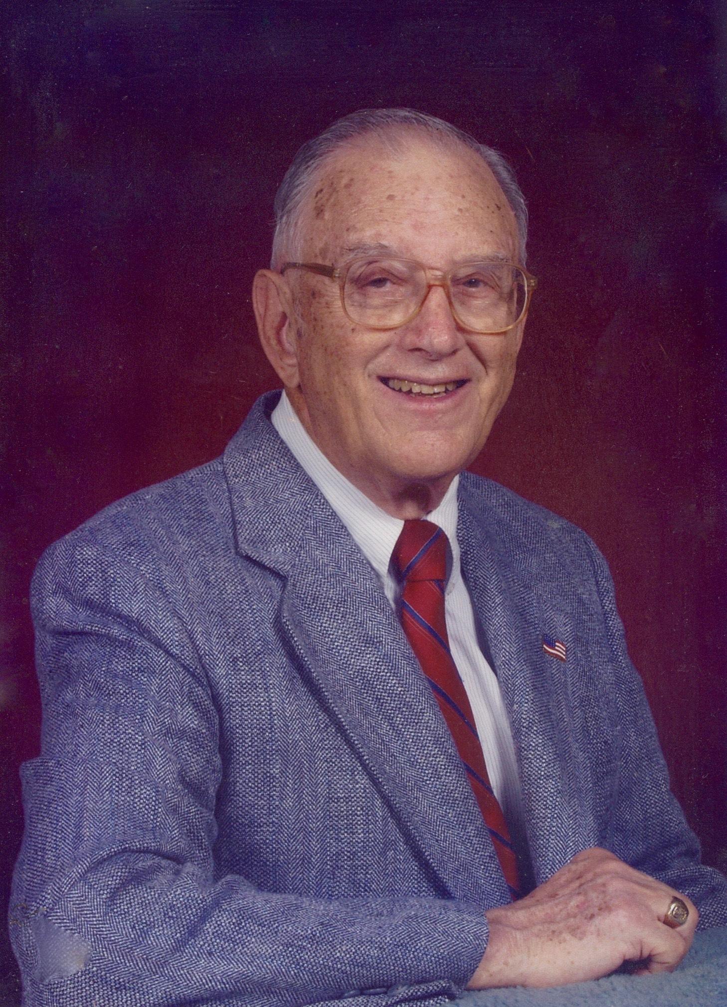 Algernon Sidney Badger