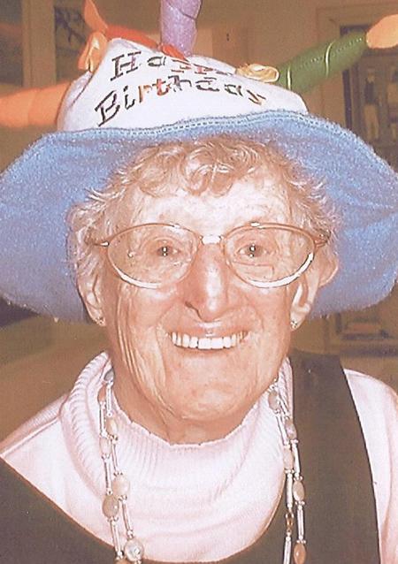 Mary Anna 'Peewee' Oss