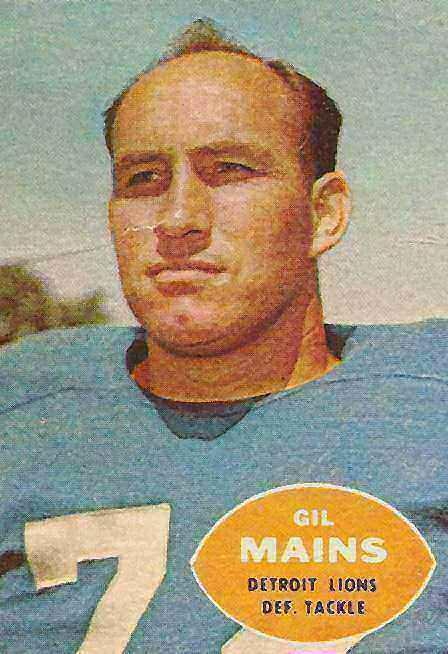Gilbert L. Mains, Sr.