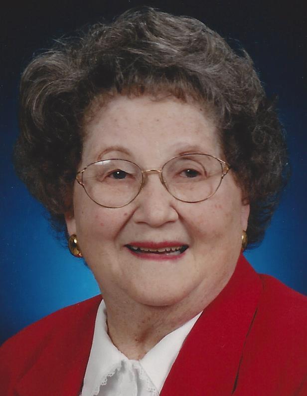 Mildred Frances Hoelscher