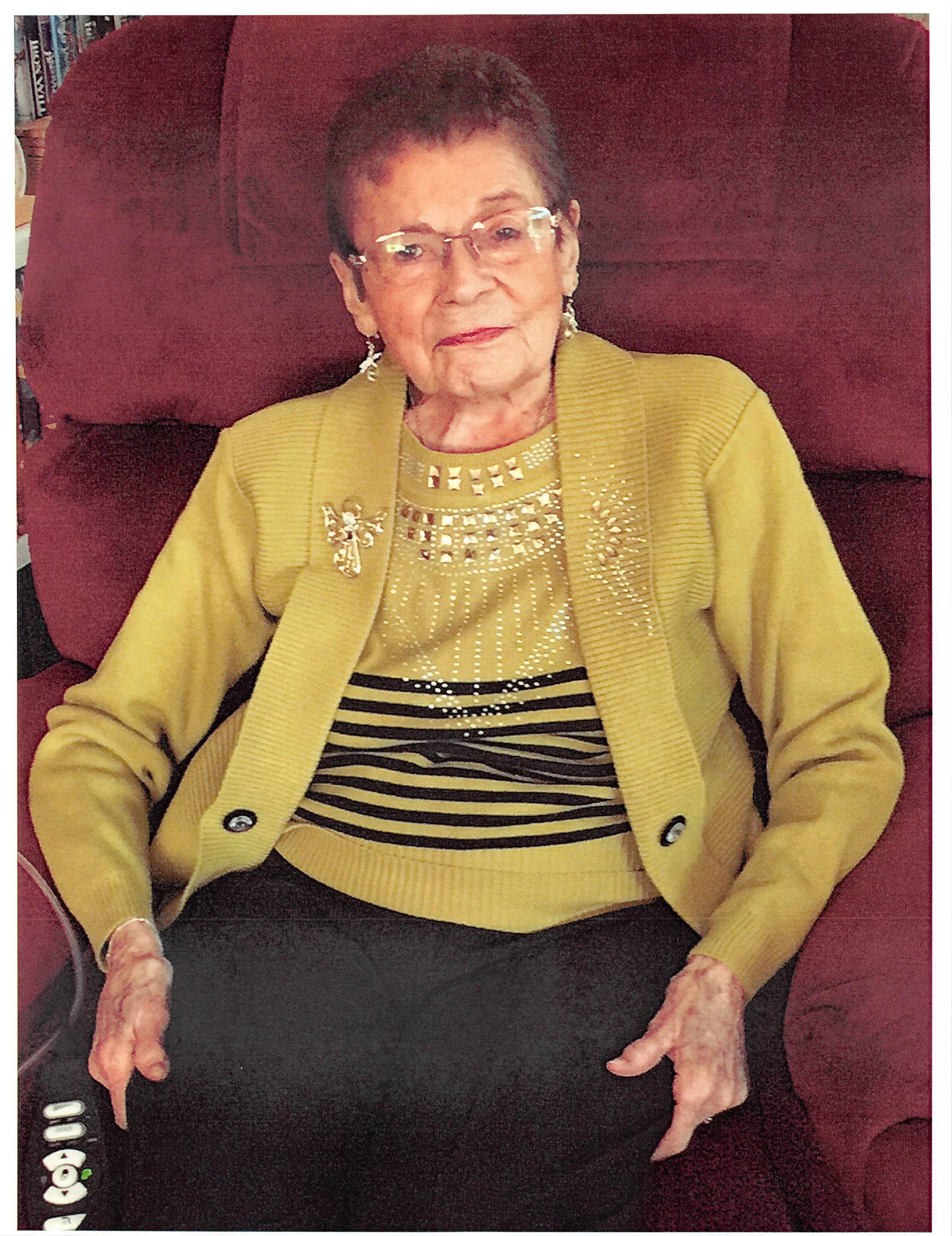 Jacqueline Joyce Thompson