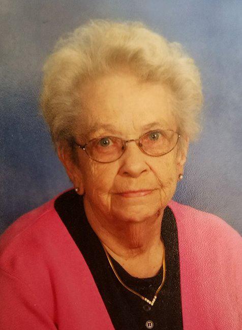 Helen M. Pederson