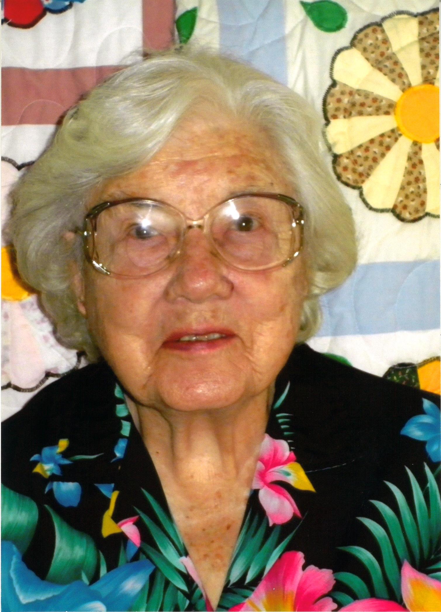 Waneta Pearl Martin