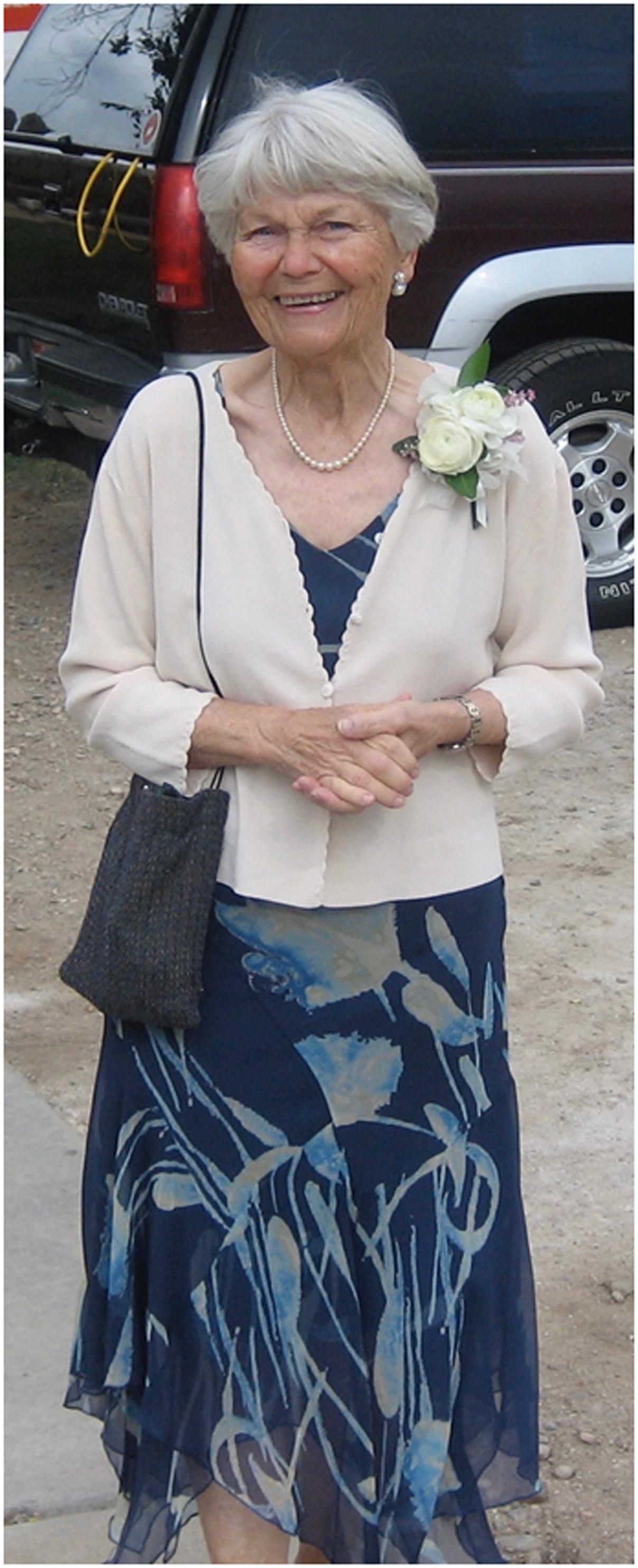 Patricia Jean (Lee) Melby: Pat