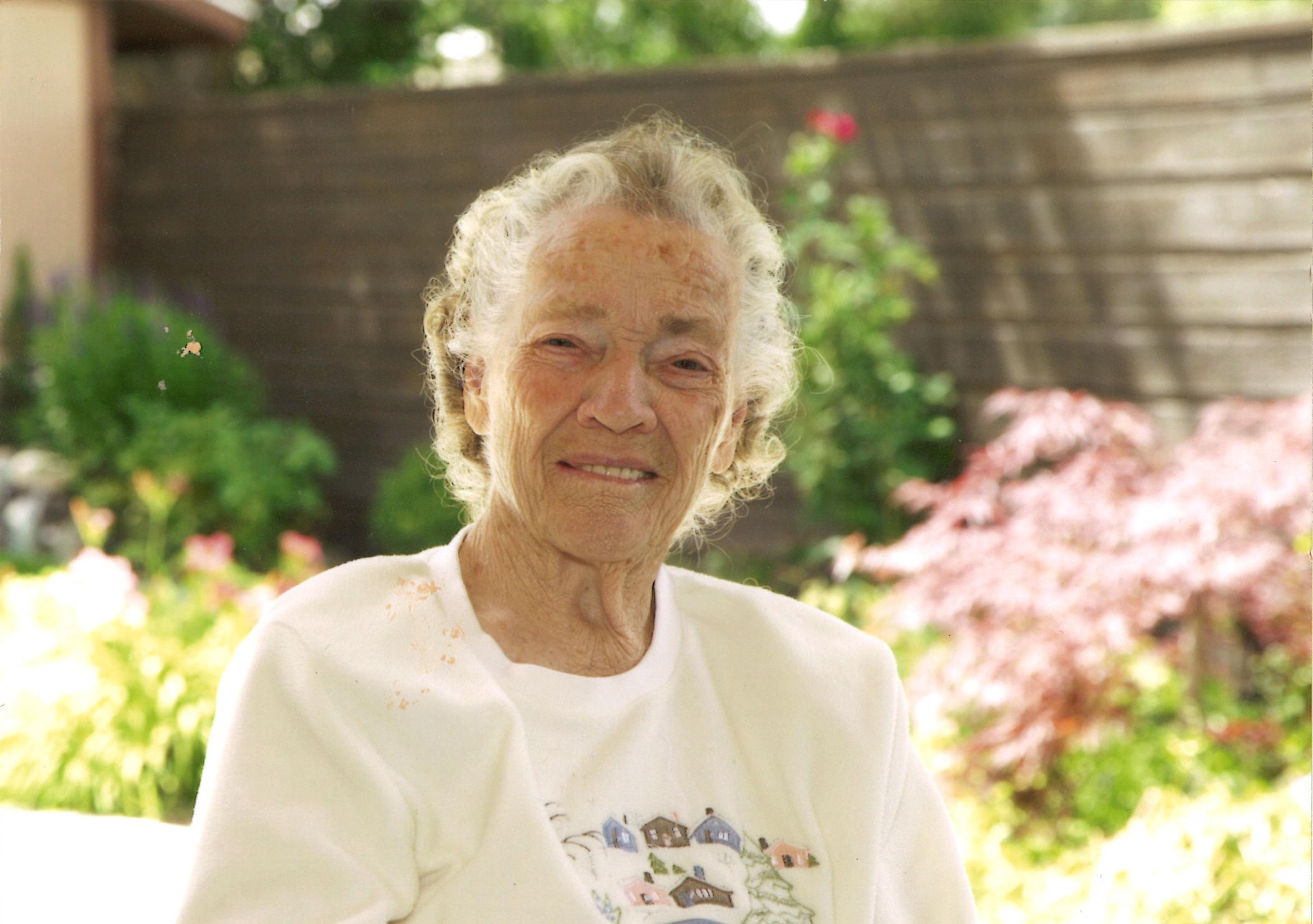 Margaret Joan Hughes: Margaret