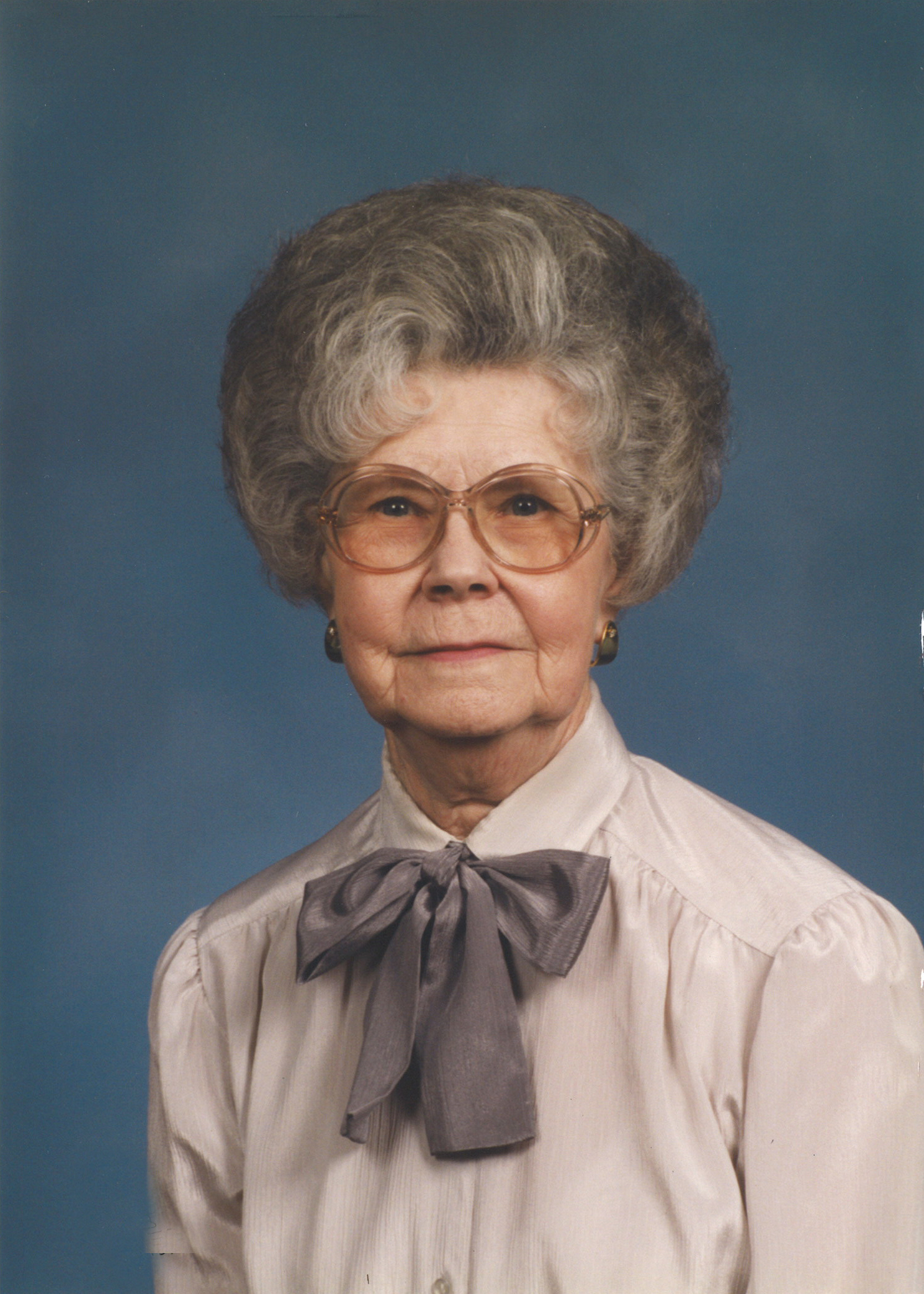 Mildred Louella McGettrick