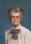 Mildred Louella McGettrick