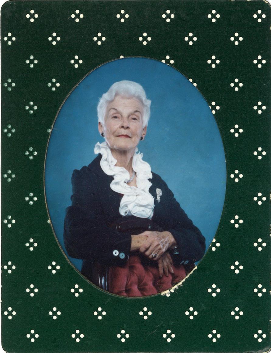 Ila June Hazen