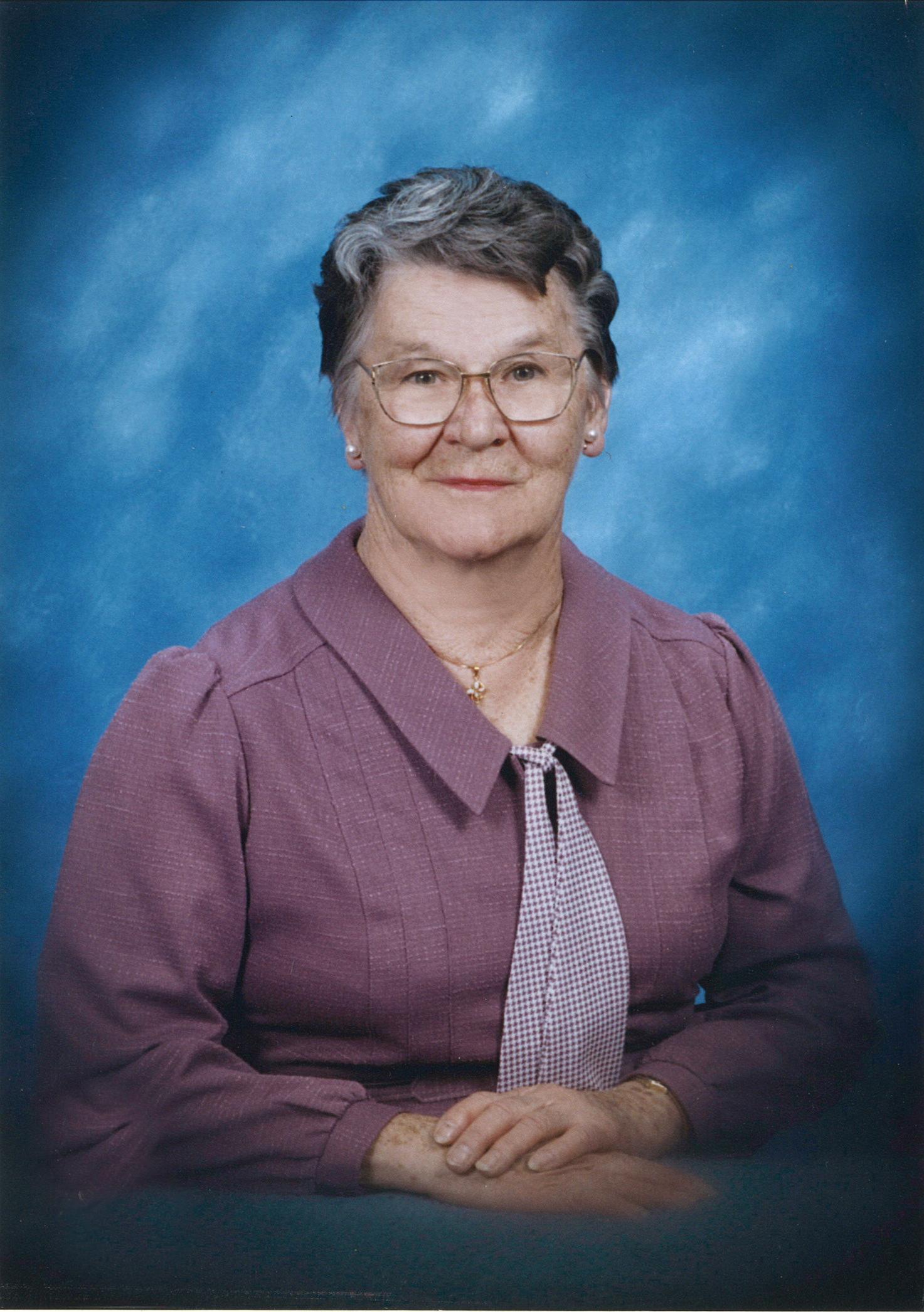 Edith Elaine Flanagan: Edith