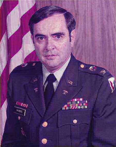 David Leroy Saunders, Col., USA (Ret.)