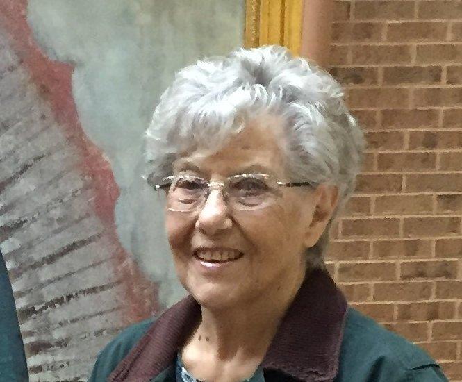 Grace Eleanor Sheftic: Mrs. Grace Sheftic
