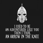 Arrow Knee