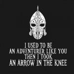 Arrow Knee