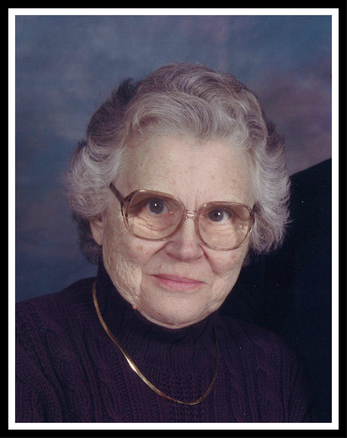Evelyn Ruby Heiman