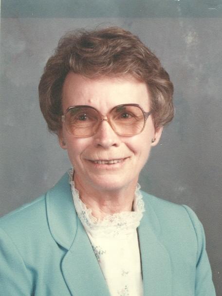 Minnie Frances Hulford