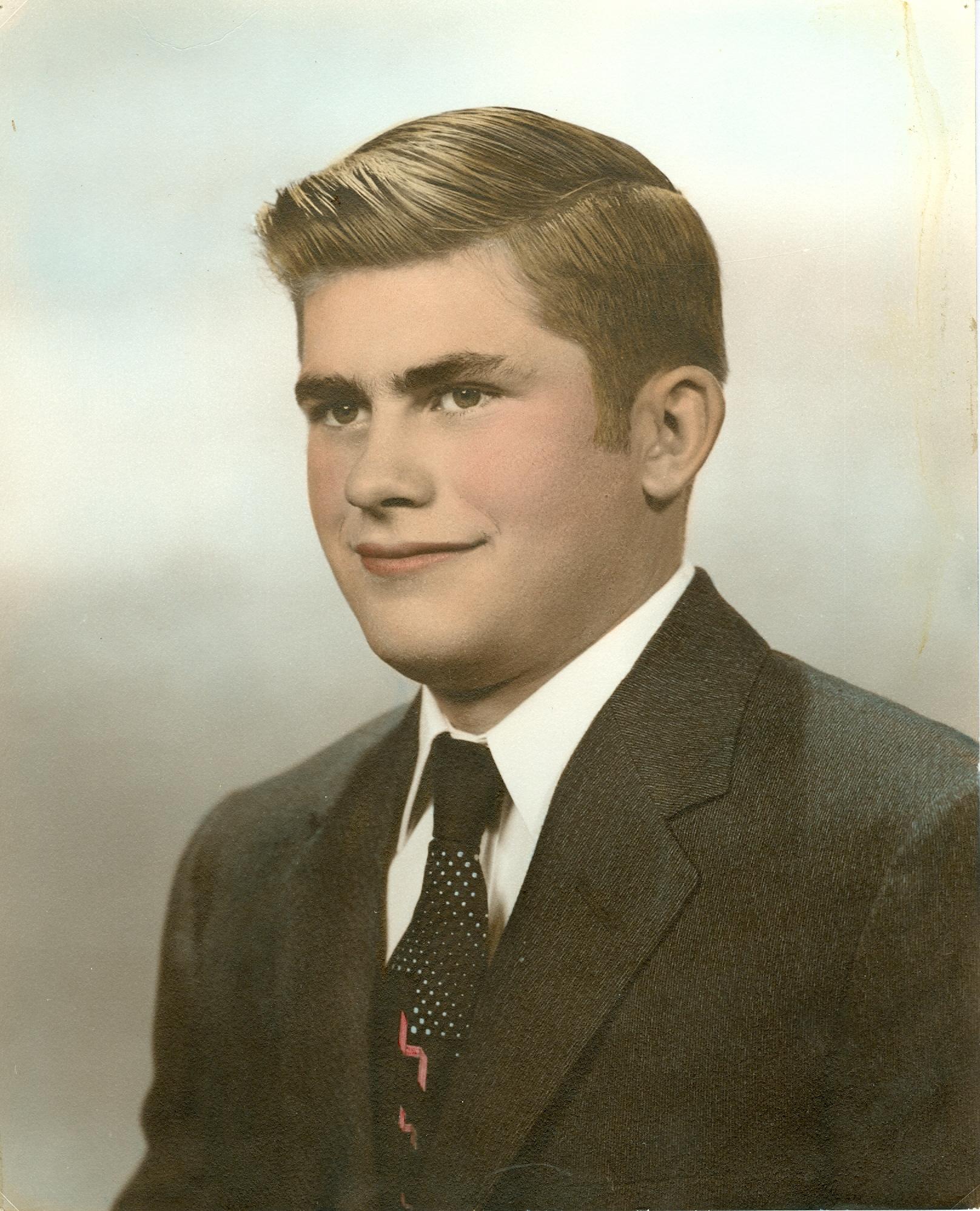 Wesley Albert Swenson Sr.