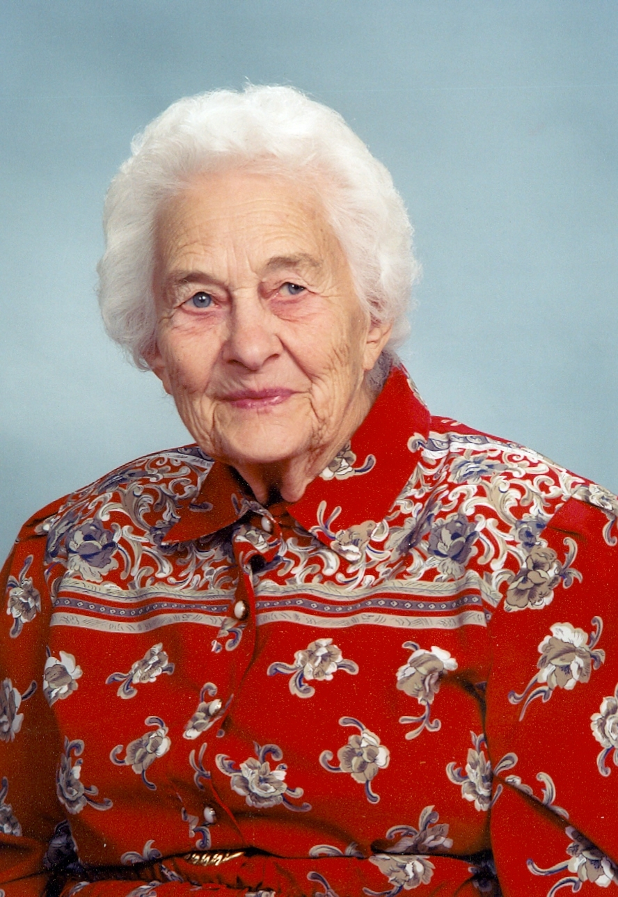 Doris  Irene Mills