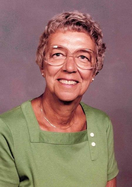 Virginia Louise Gessing