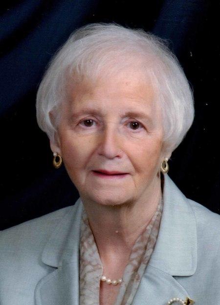 Patricia  Benvie-Ford