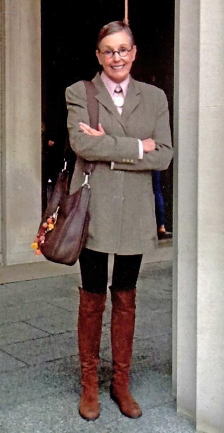 Ann Knight  Gutman