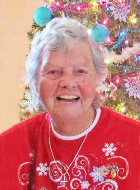 Margaret Helen Purdy