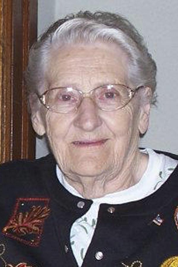 Lucille Fern Johnson