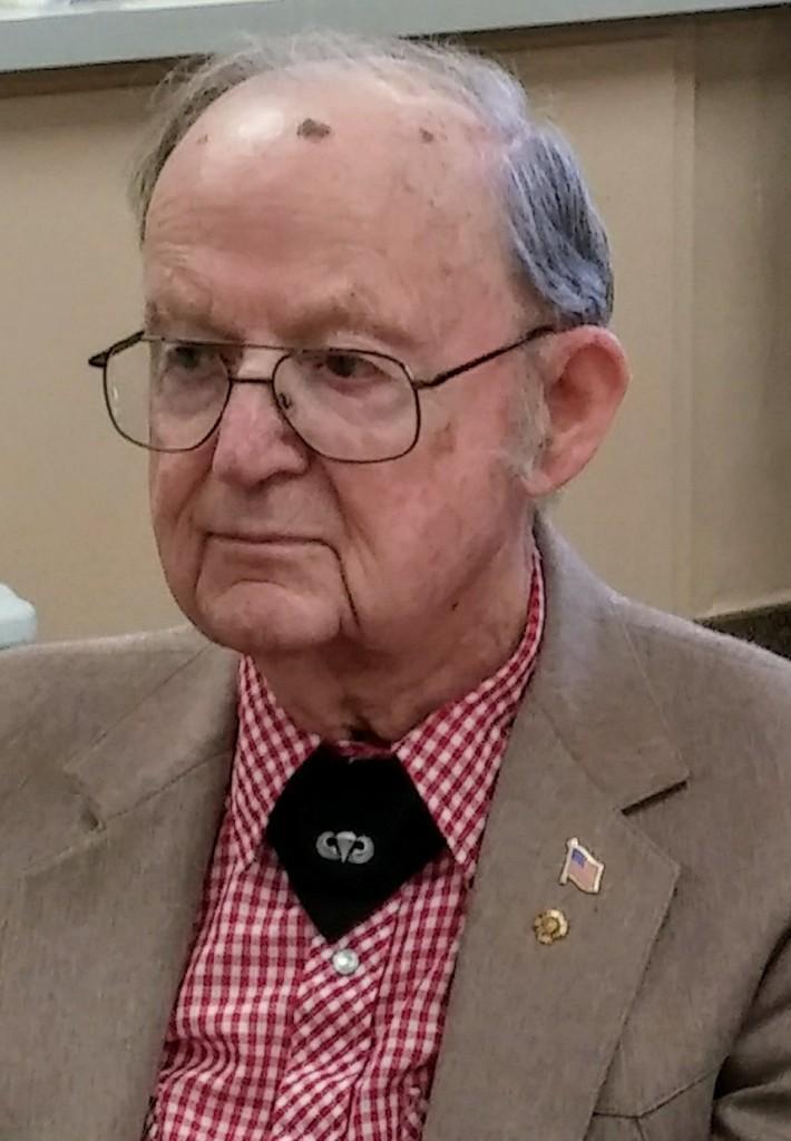 Perrie V. Sheldon