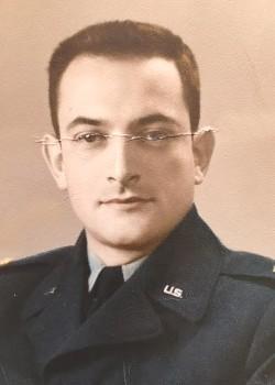 Valdo Vincent John Moncada, Lt.Col., USAF, Ret.