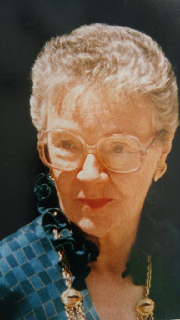 Blanche E. Starnes