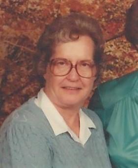 Willie Mae Hudson