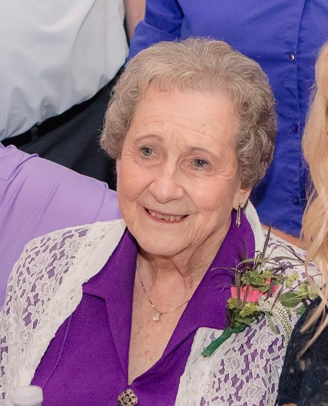 Peggy Anne Davis