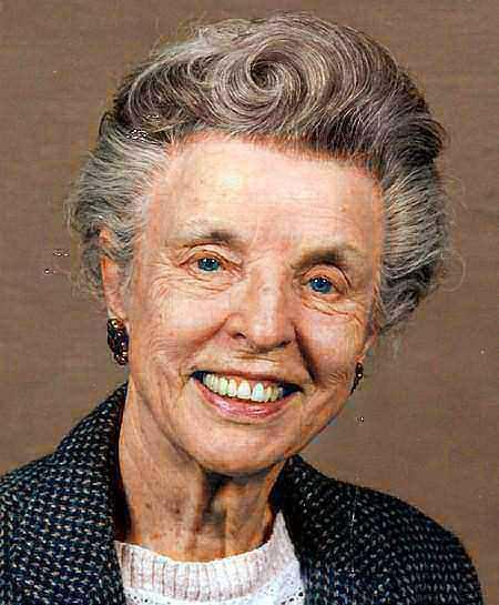 Constance Green Spangenberg
