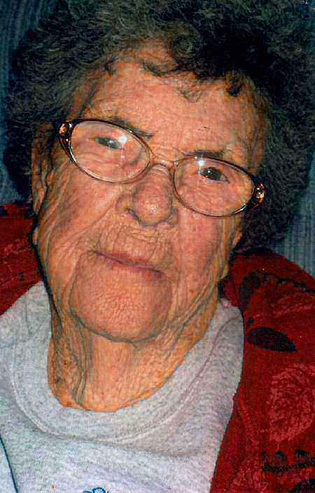 June Burgess Cannon