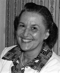 Helene Bernice Mathe