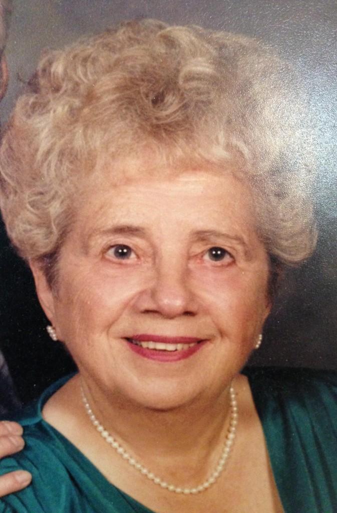 Bertha  Marie Manzella Palmer