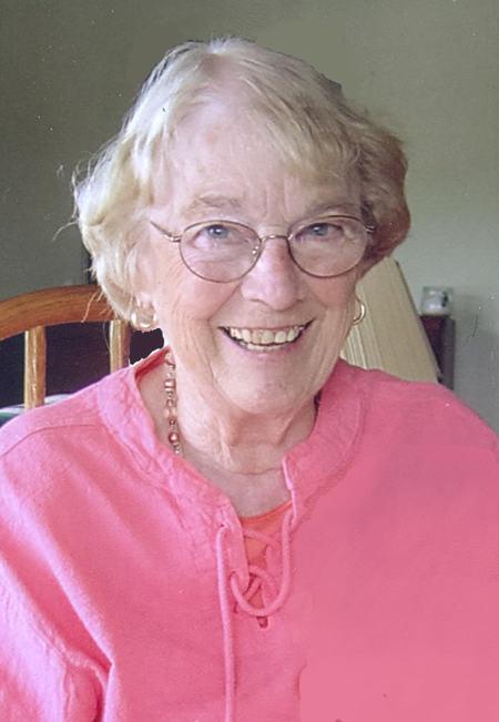 June Marion Collard