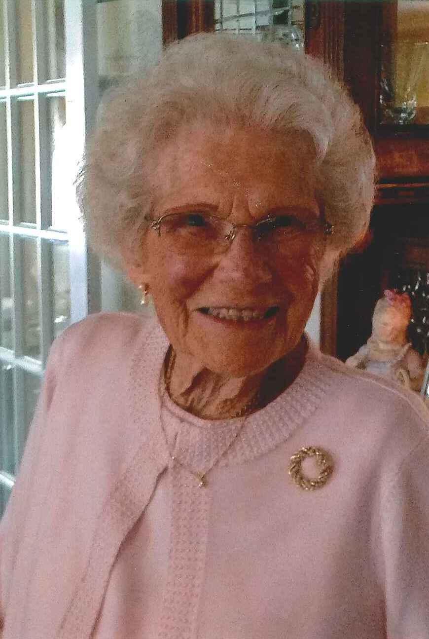 Dorothy V. Berry