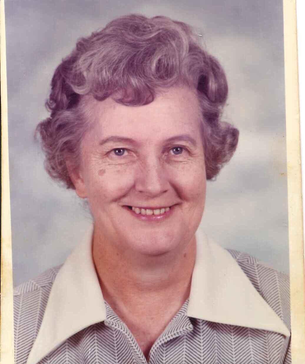 Audrey Elaine Hollidayoke