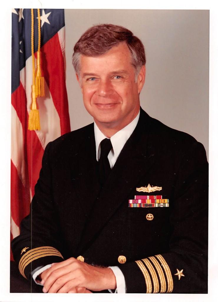 Captain James Alden Barber, Jr.